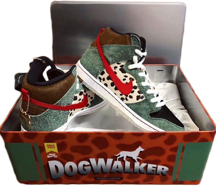 Nike SB Dunk High Dog Walker (Special