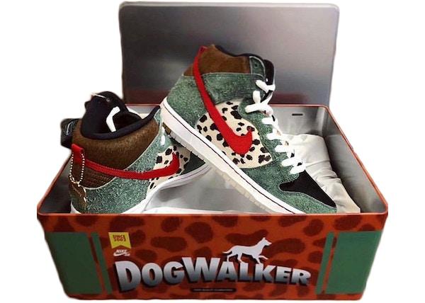 100% authentic 6b644 73eda Nike SB Dunk High Dog Walker (Special Box) - BQ6827-300