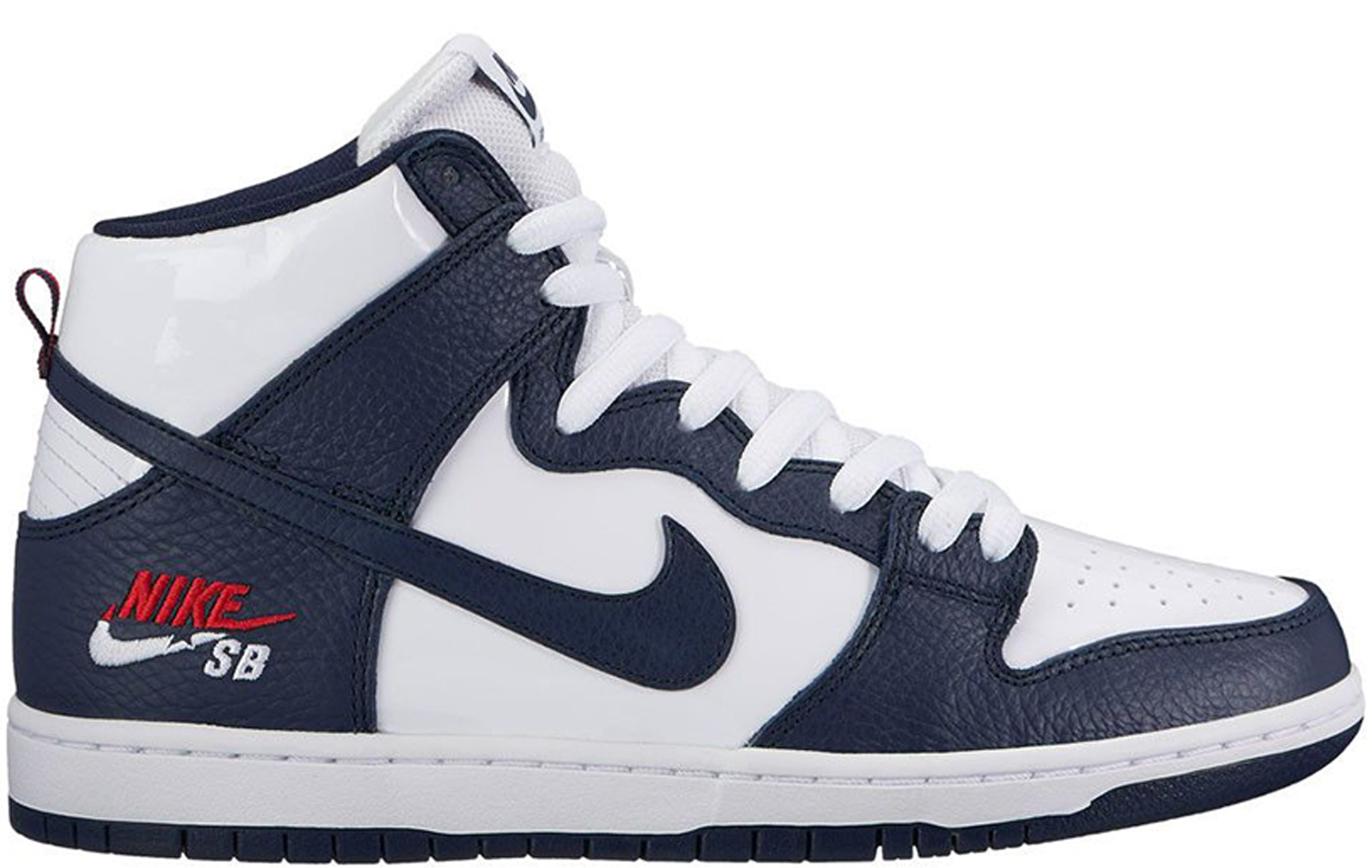 Nike SB Dunk High Future Court Obsidian