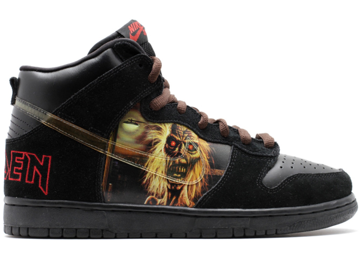 timeless design 1ccbf 37e3b Nike SB Dunk High Iron Maiden - undefined