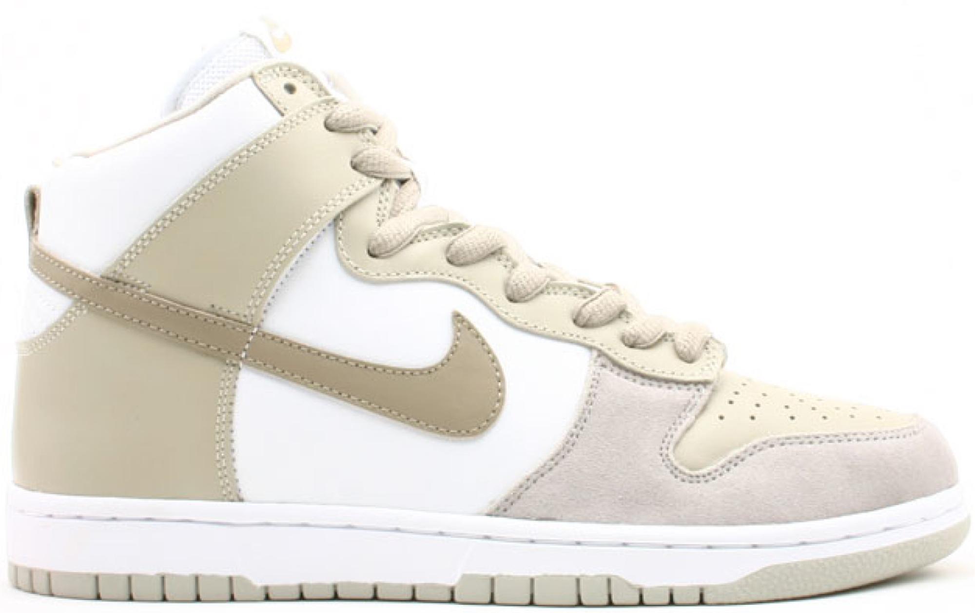 Nike SB Dunk High Khaki