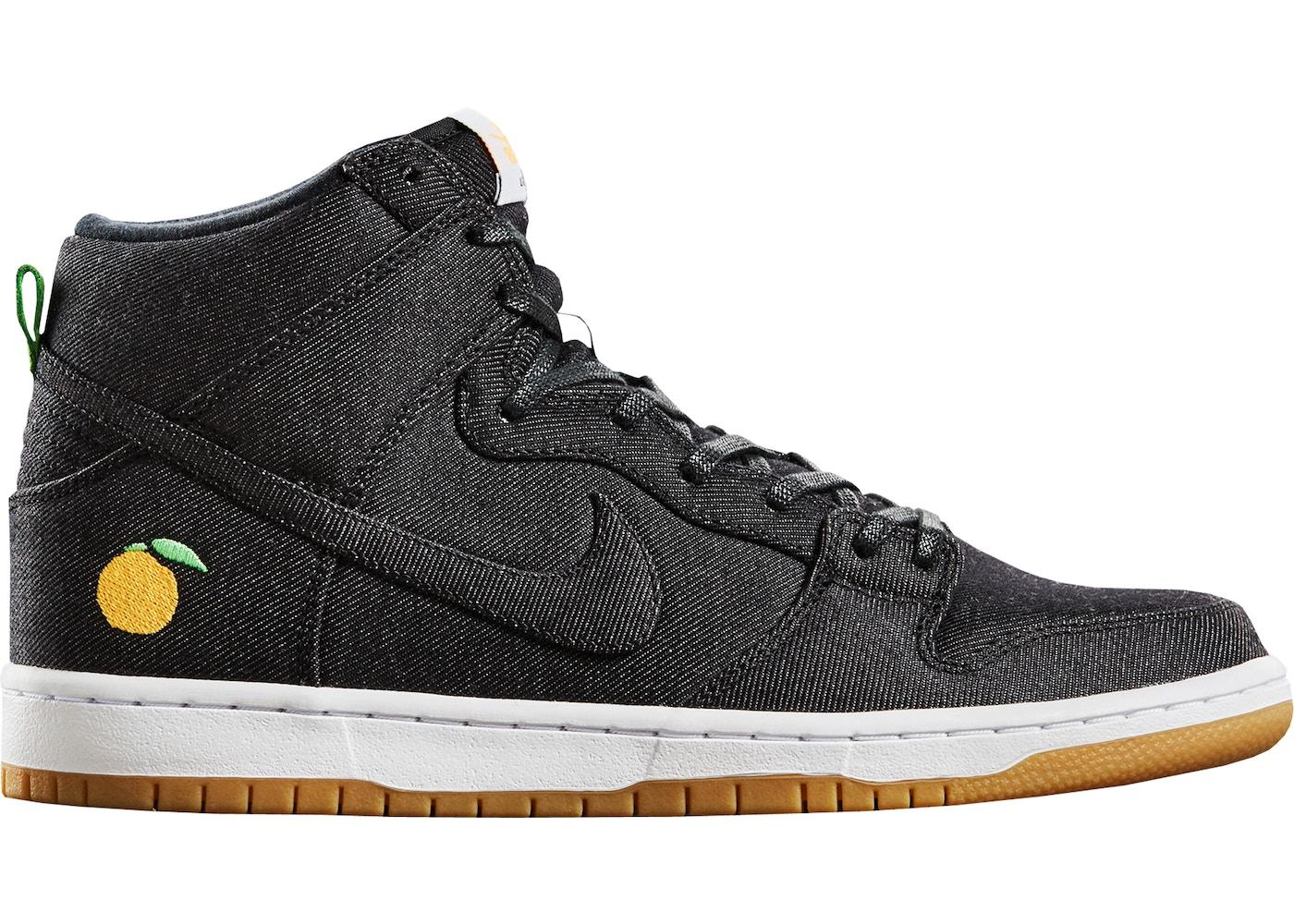 sports shoes 50a10 08331 ... Nike SB Dunk High Momofuku ...
