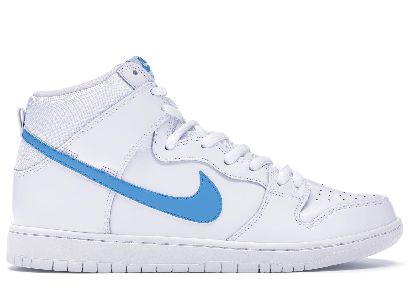 Nike SB Dunk High Mulder - 881758-141