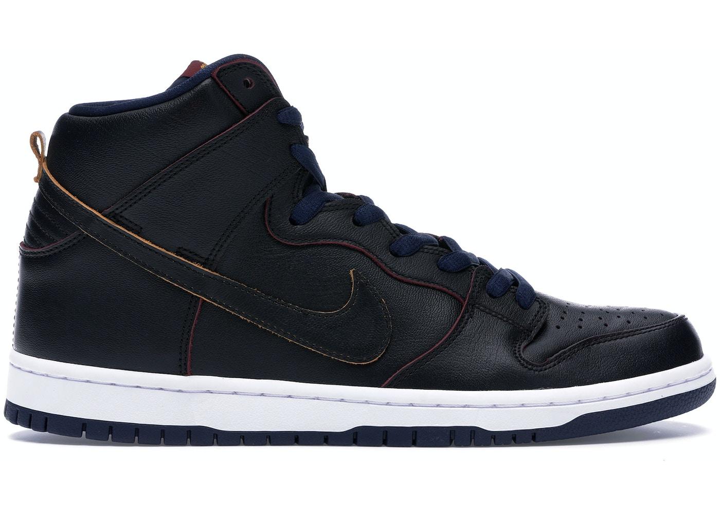 927ba7fdab61 Nike SB Dunk High NBA Cavs - BQ6392-001