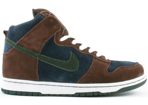 best sneakers 96563 776a9 Nike SB Dunk High Paul Brown