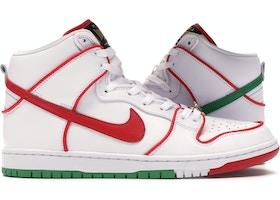 Nike SB Dunk High Paul Rodriguez Mexico