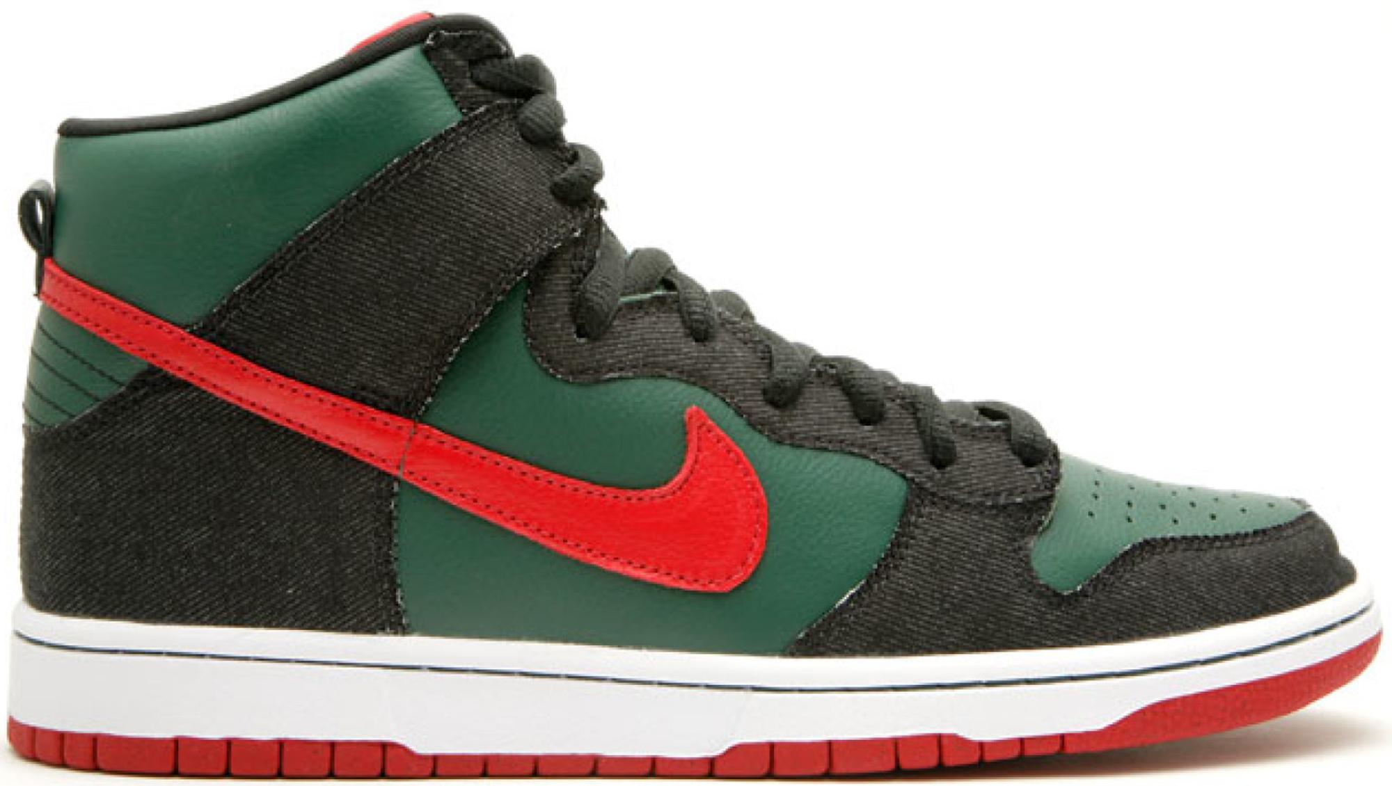 Nike SB Dunk High RESN (2009)