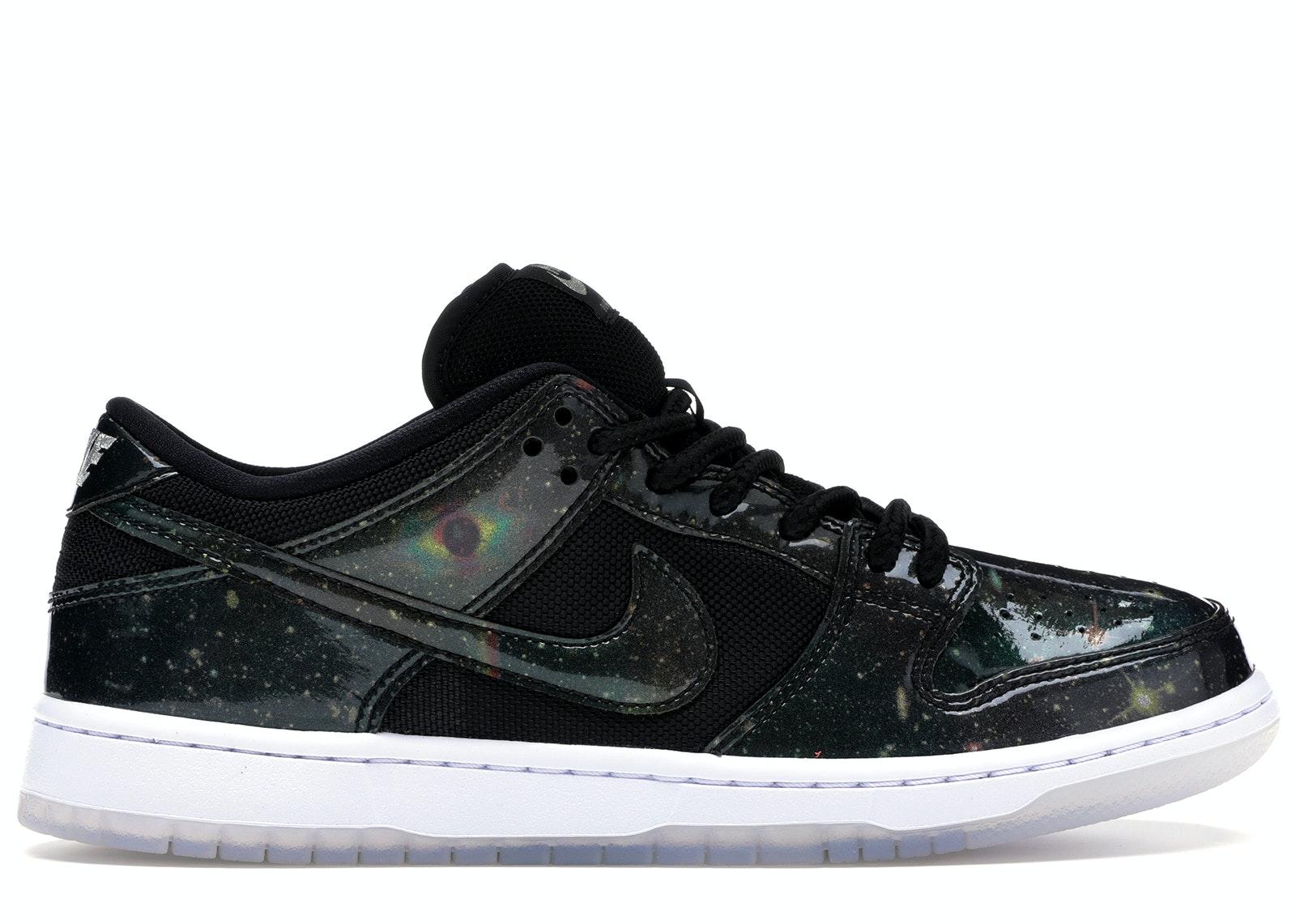 Nike SB Dunk Low 420 Intergalactic