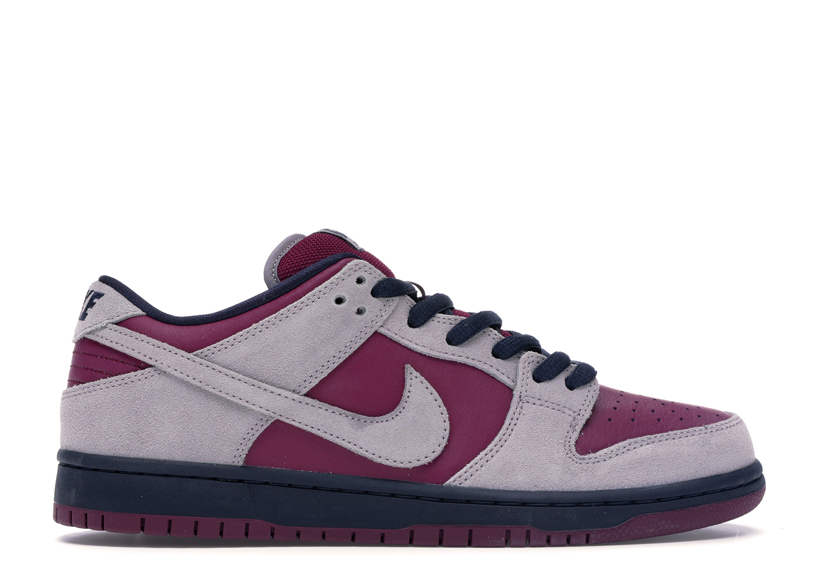 Nike SB Dunk Low Atmosphere Grey True Berry BQ6817 001