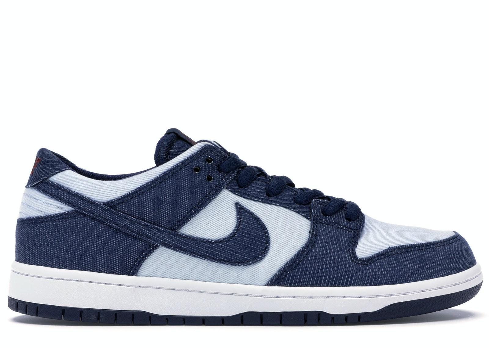 Nike SB Dunk Low Binary Blue