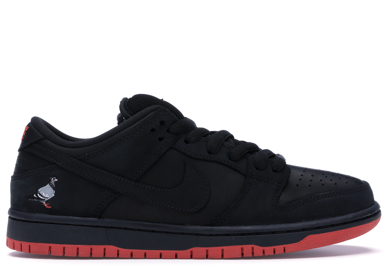 new products coupon codes new products Sb Dunk Low Black Pigeon in Black/Black-Sienna
