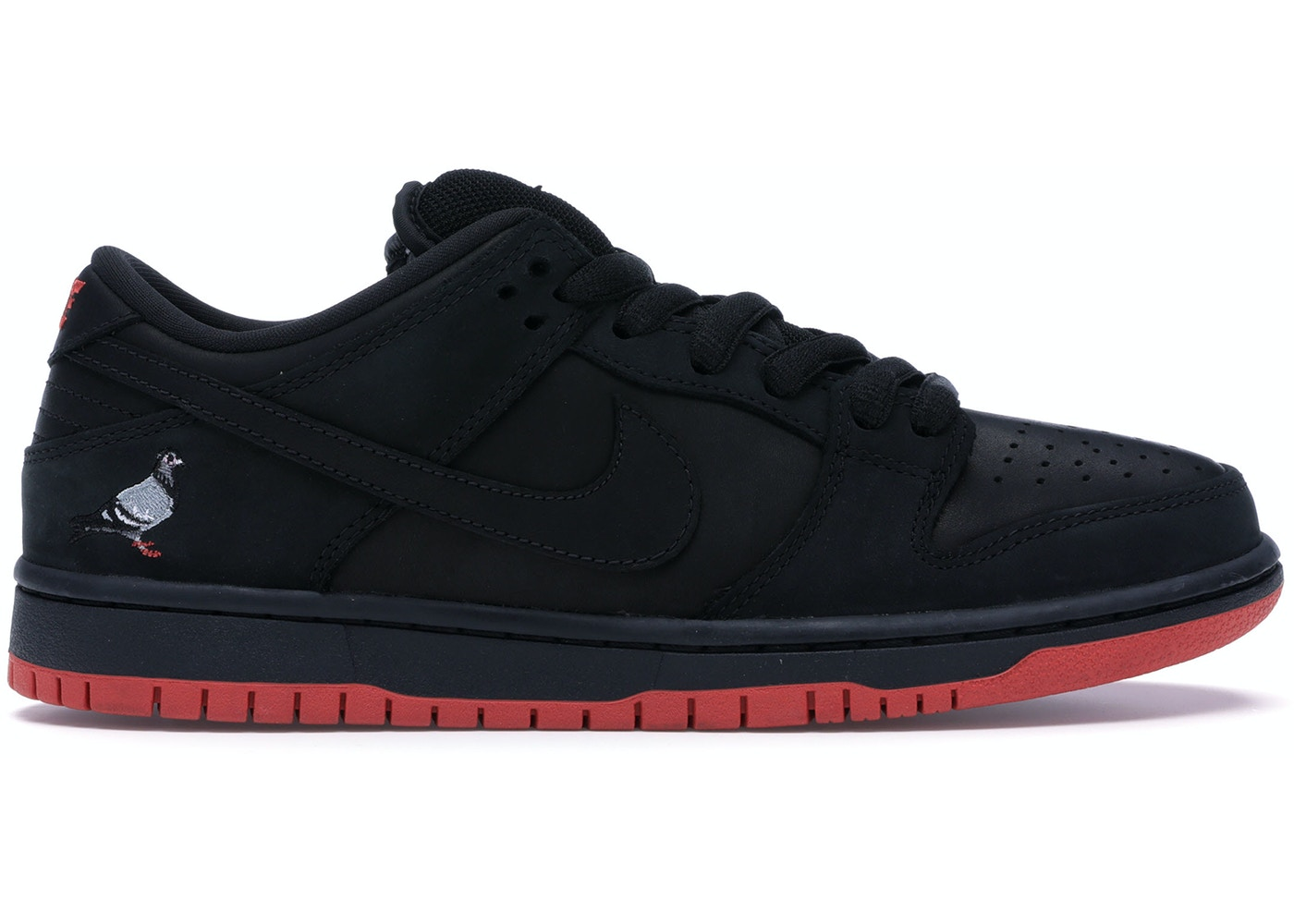 Nike SB Dunk Low Black Pigeon - 883232-008 1cfafe862