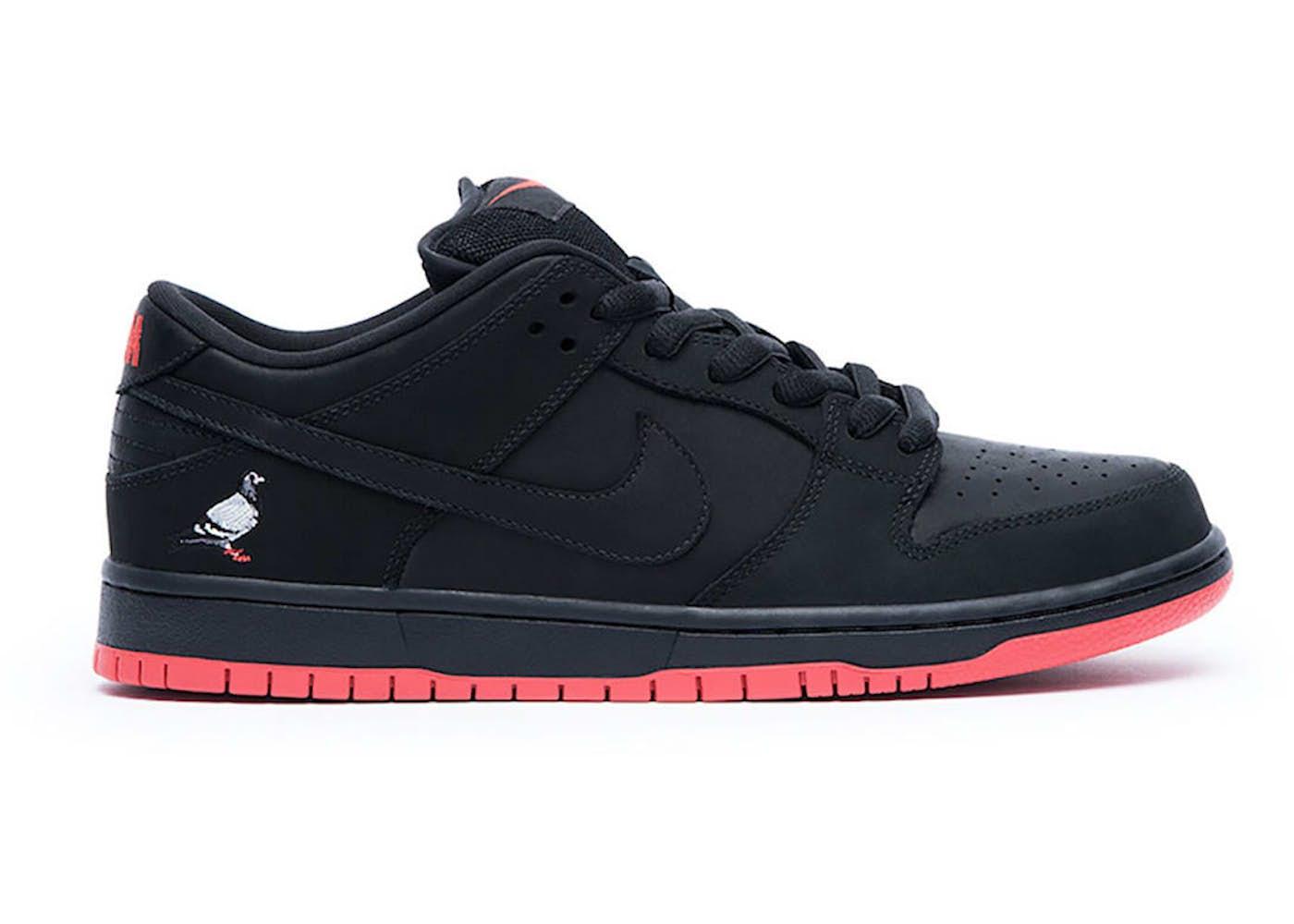 Nike Sb Dunk Low Black