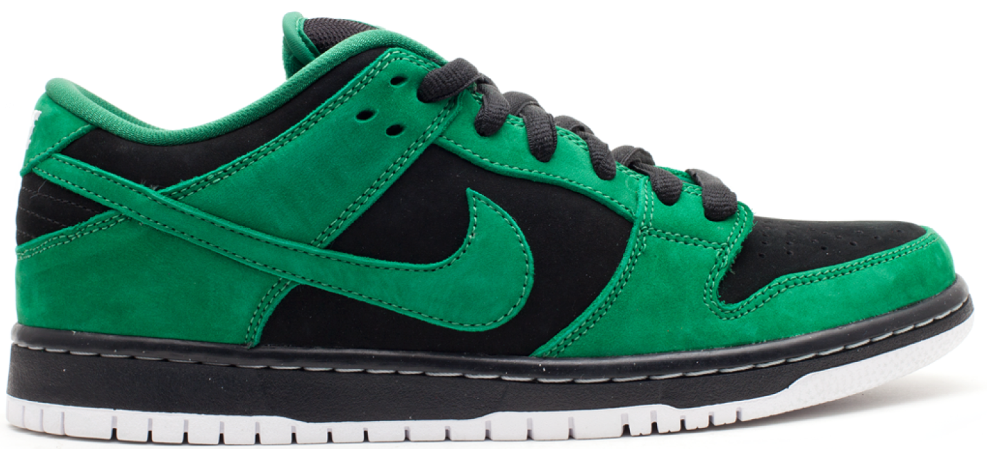 Nike SB Dunk Low Black Pine Green