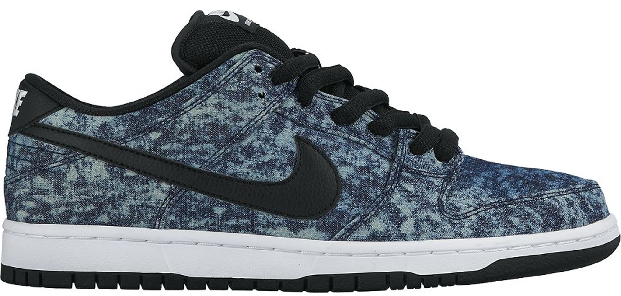 Nike SB Dunk Low Bleached Denim