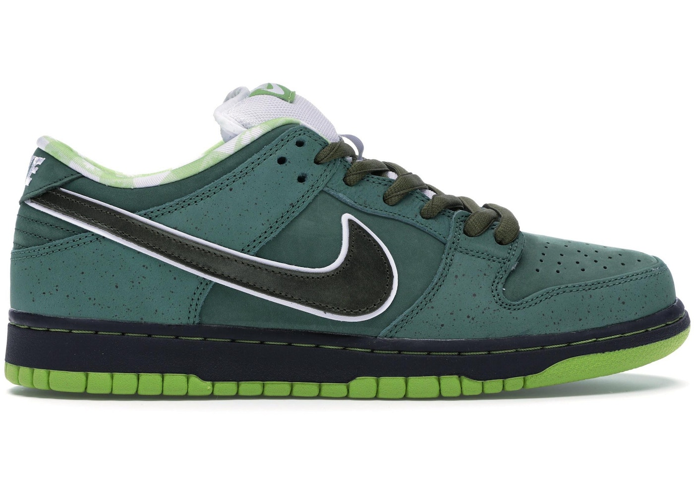 0cc34953 Nike SB Dunk Low Concepts Green Lobster (Special Box) - BV1310-337