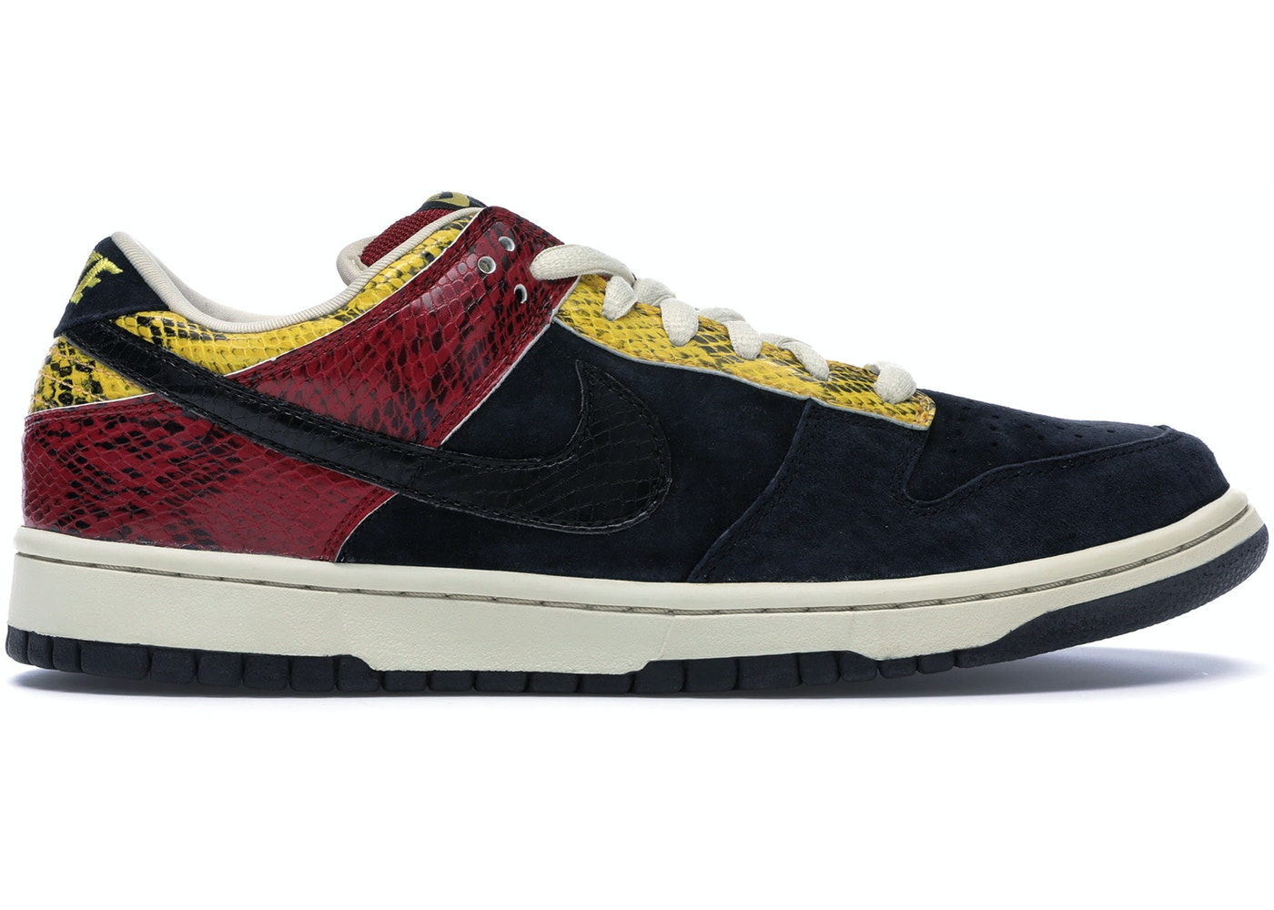 new concept accd6 d5c7c Nike SB Dunk Low Coral Snake - 313170-701