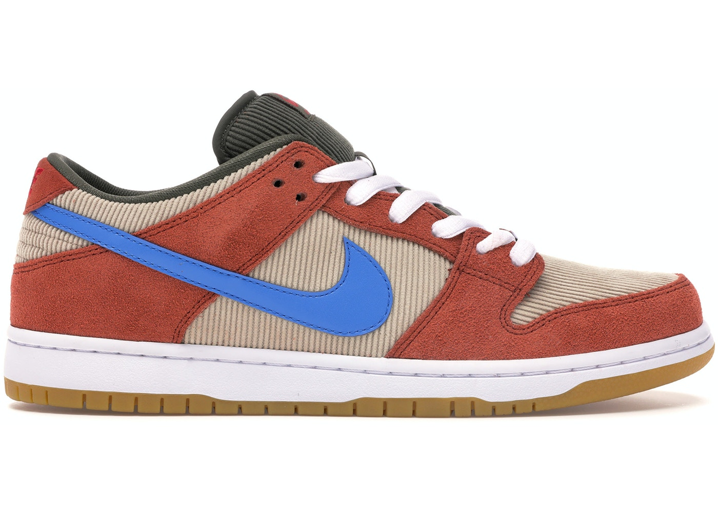 best service 56247 523f4 Nike SB Dunk Low Corduroy Dusty Peach