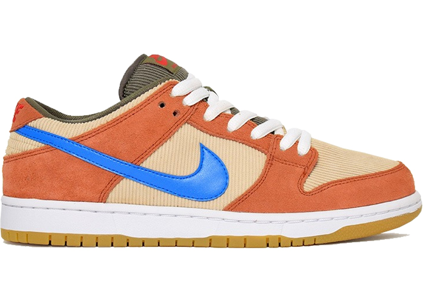 buy online c29d7 1b656 Sell. or Ask. Size 5. View All Bids. Nike SB Dunk Low Corduroy Dusty Peach