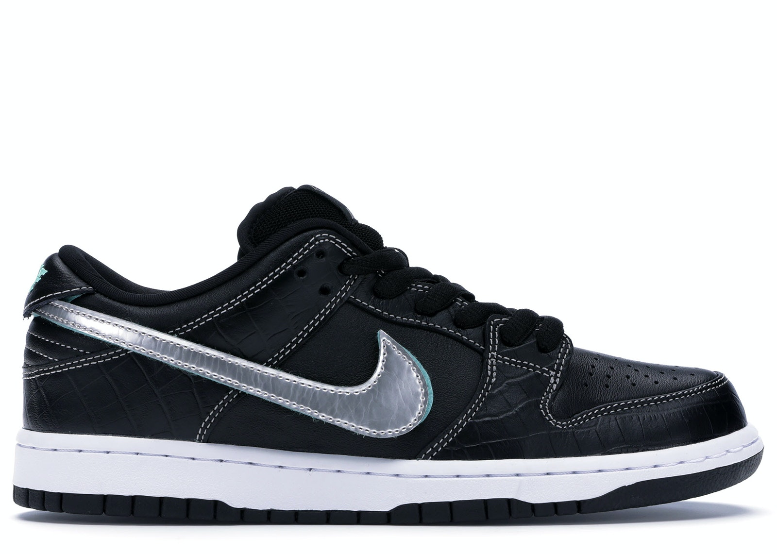 the latest 1437b d4074 Gator Nike Dunk Shoes