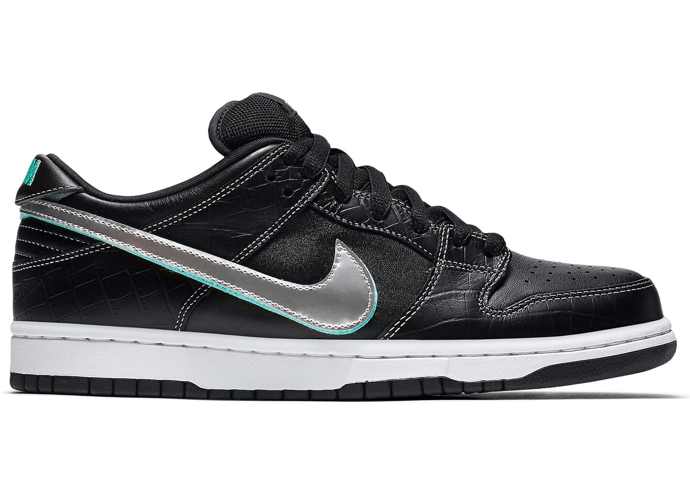 promo code 0b948 54ac5 Nike SB Dunk Low Diamond Supply Co Black Diamond