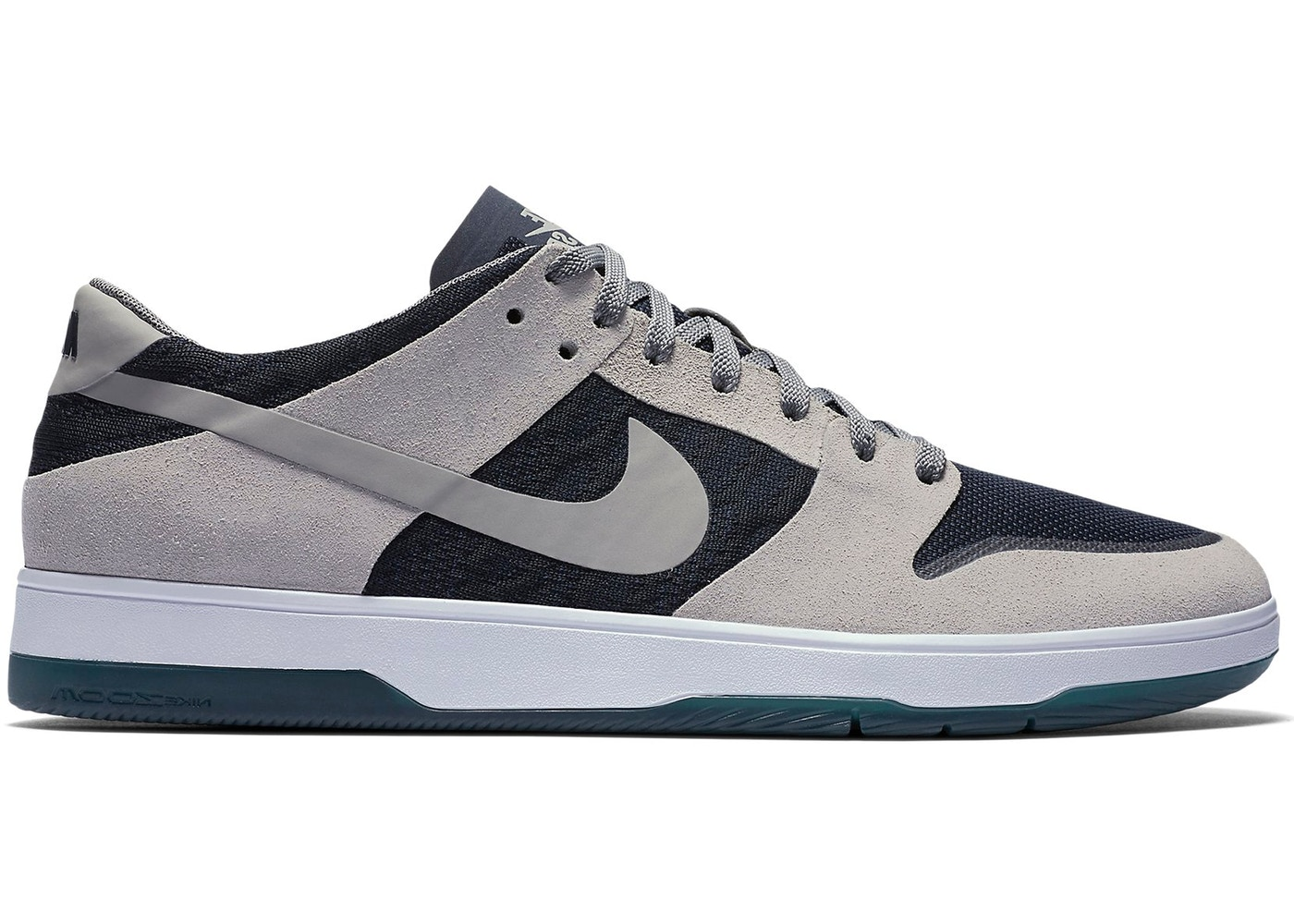 sale retailer 4d2cf cc680 Nike SB Dunk Low Elite Grey Obsidian
