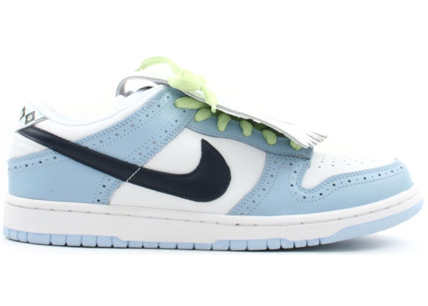 643459379dd1 Nike SB Dunk Low Golf Pack Blue - 313170-141