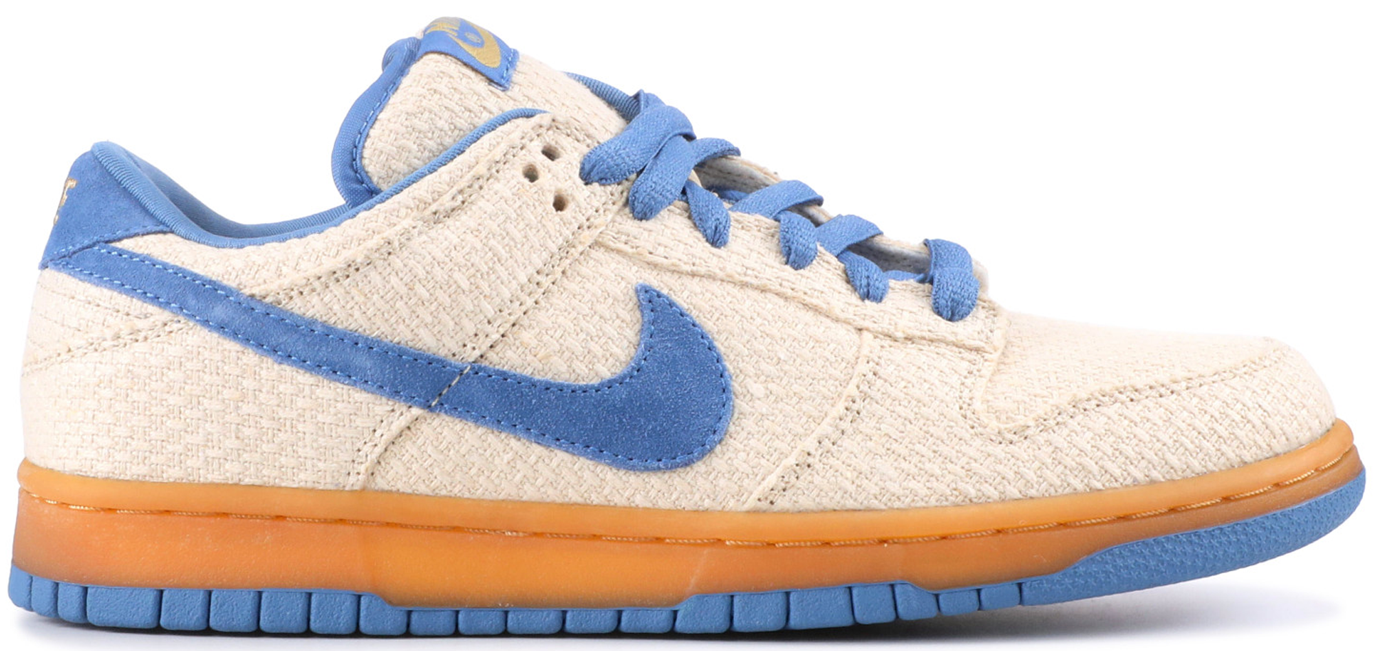 Nike SB Dunk Low Hemp Blue - 304292-741