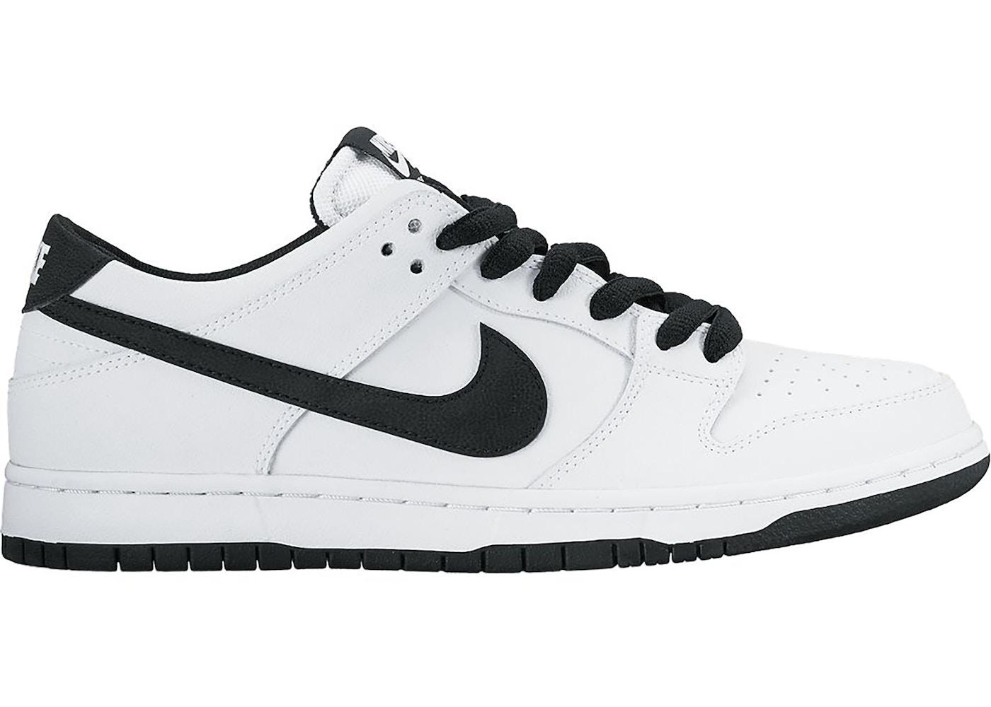 Nike SB Dunk Low IW White Black