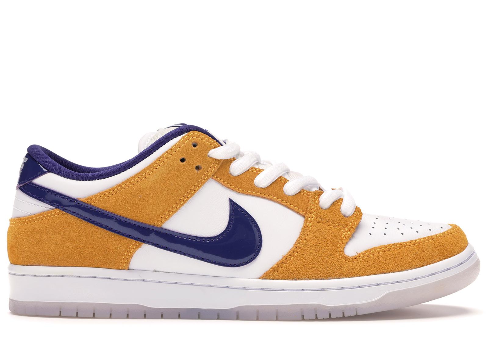 Nike SB Dunk Low Laser Orange - BQ6817-800