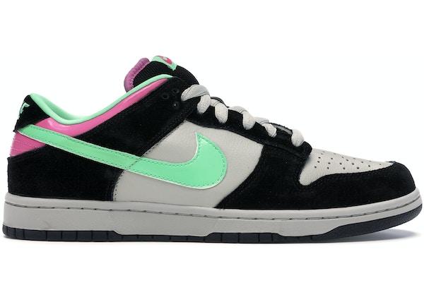 Exitoso Ballena barba Gimnasia  Nike SB Dunk Low Magnet Light Poison Green - 304292-033