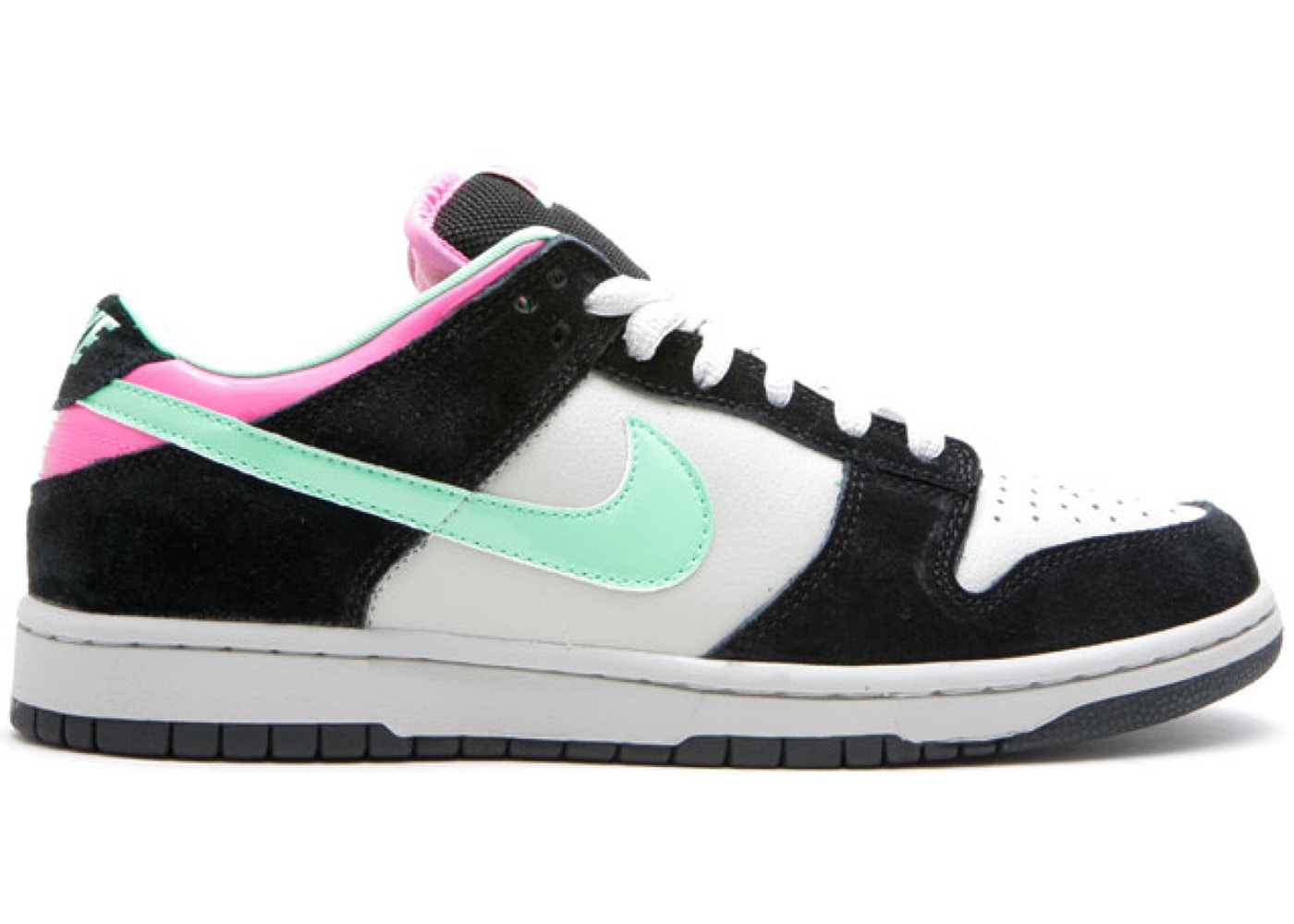 501b19cc Nike SB Dunk Low Magnet Light Poison Green - 304292-033