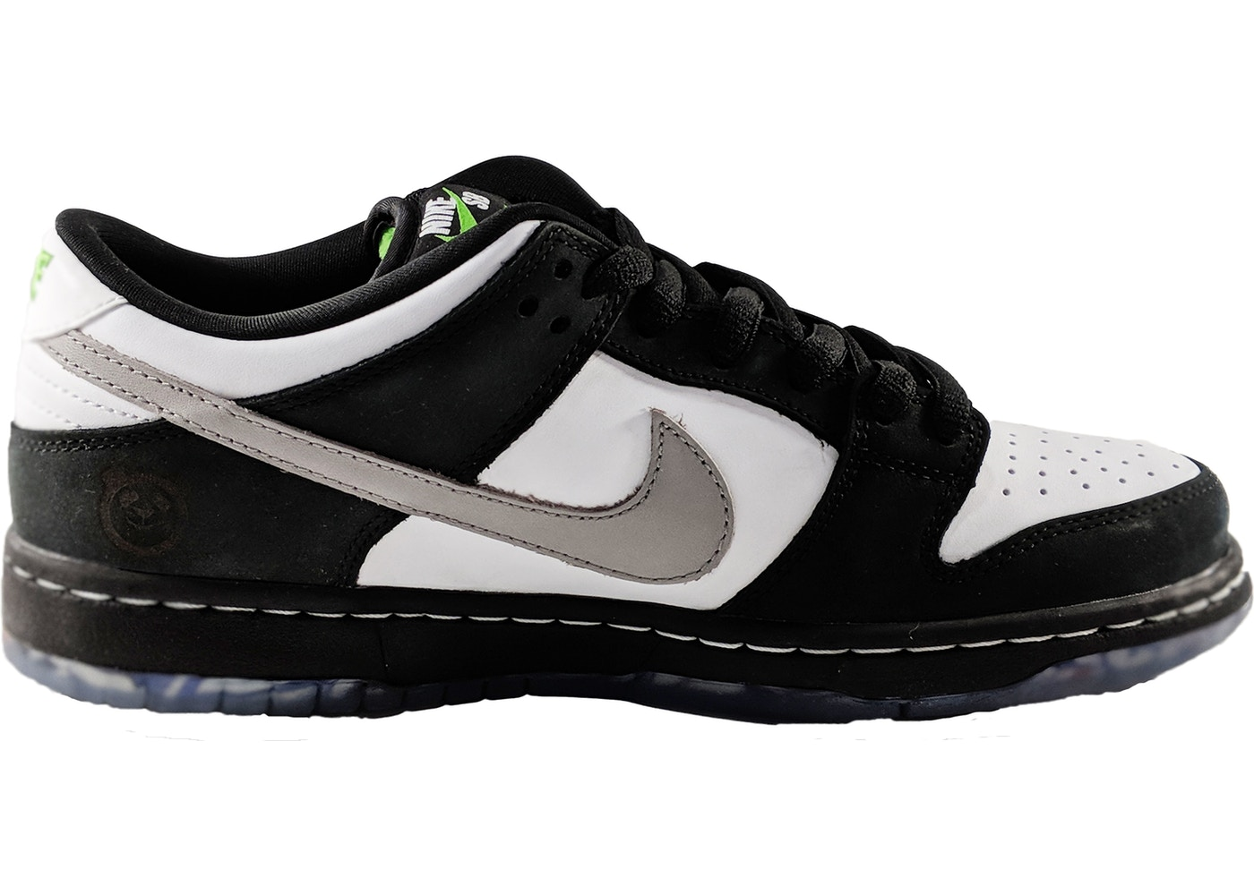 new concept 3b047 8e258 Nike SB Dunk Low Panda Pigeon (Special Box) (Engraved)