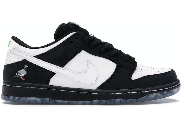 innovative design 2e414 4b6e7 Nike SB Dunk Low Staple Panda Pigeon