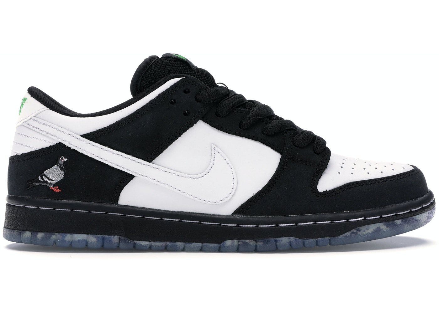 2a791203 Nike SB Dunk Low Staple Panda Pigeon - BV1310-013