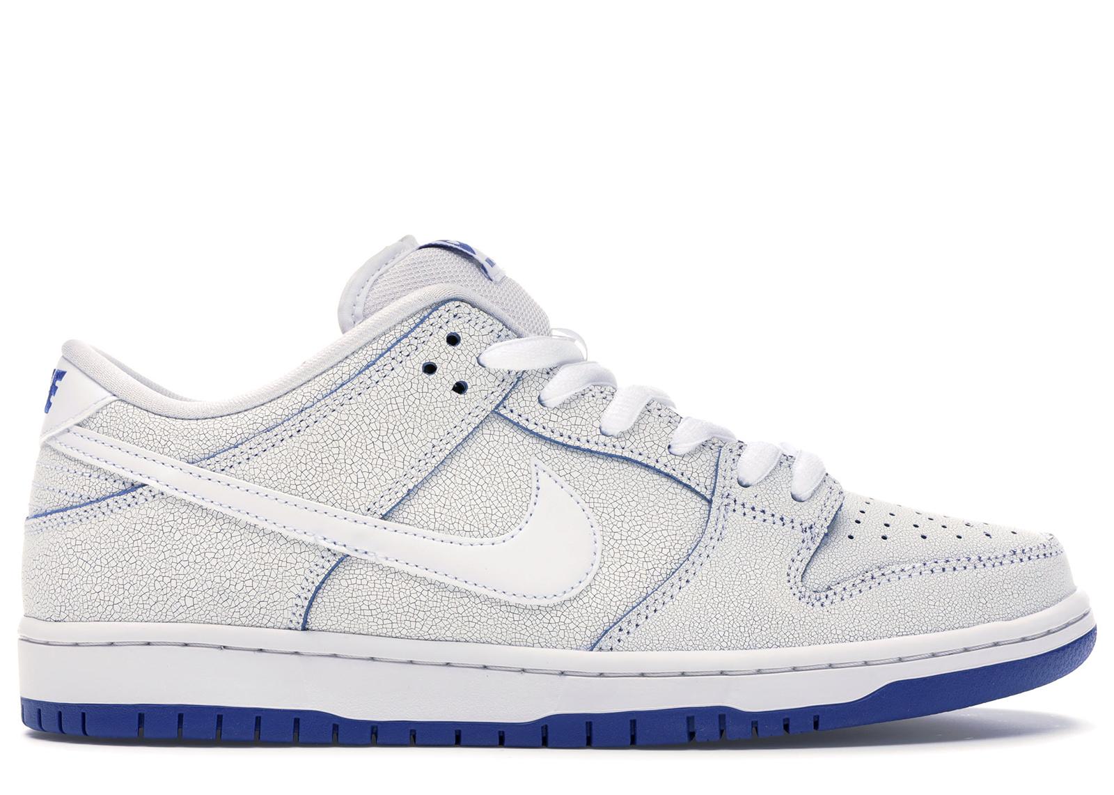 Nike SB Dunk Low Premium White Game