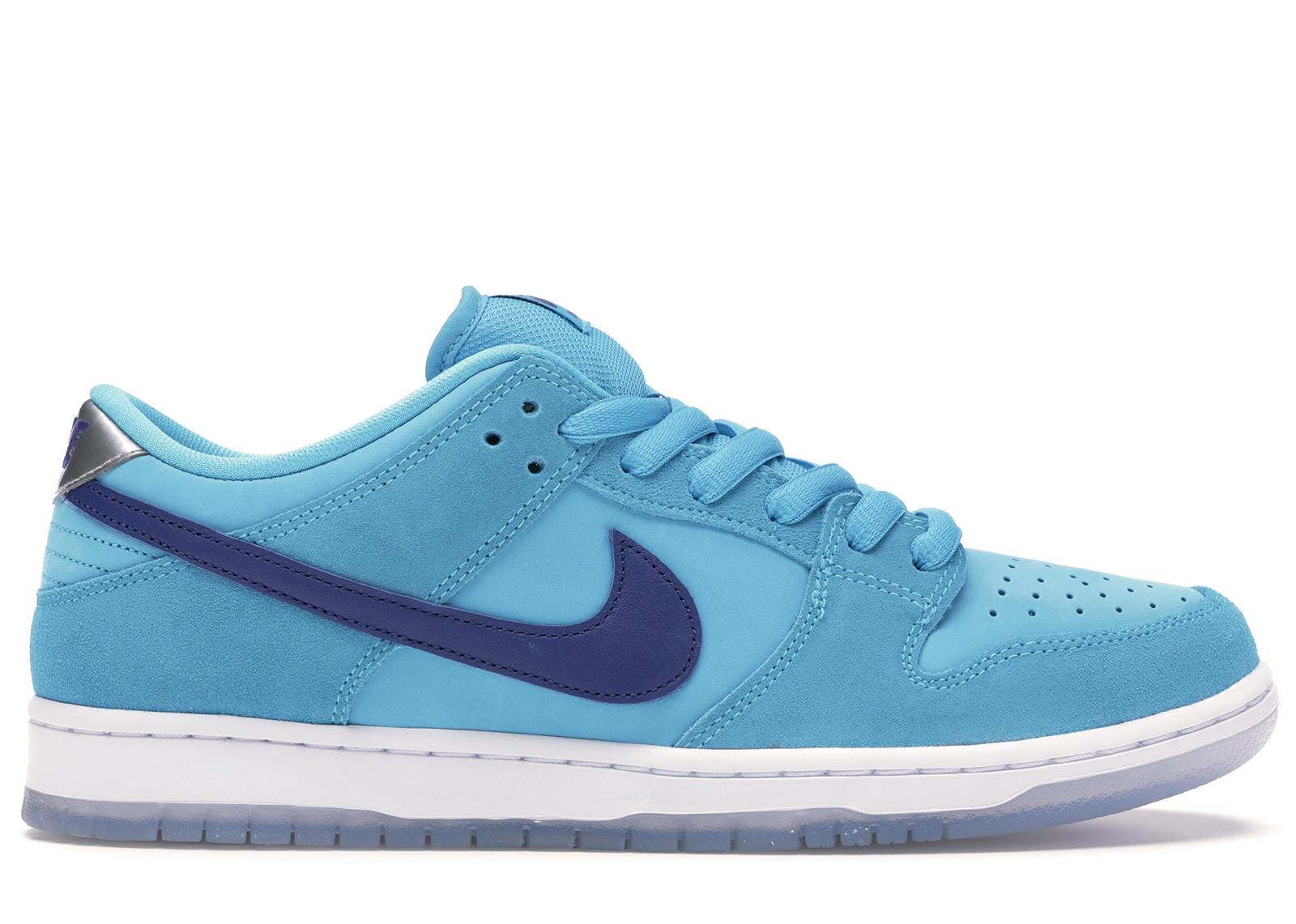 Nike SB Dunk Low Pro Blue Fury - BQ6817-400