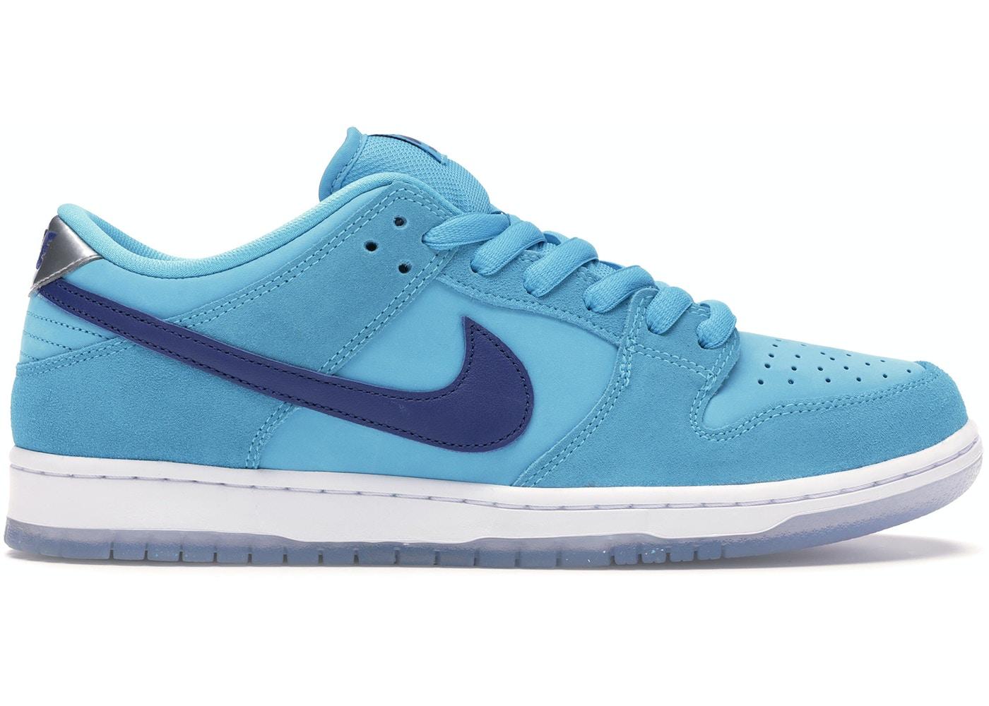 Ten cuidado Evaporar Emperador  Nike SB Dunk Low Pro Blue Fury - BQ6817-400
