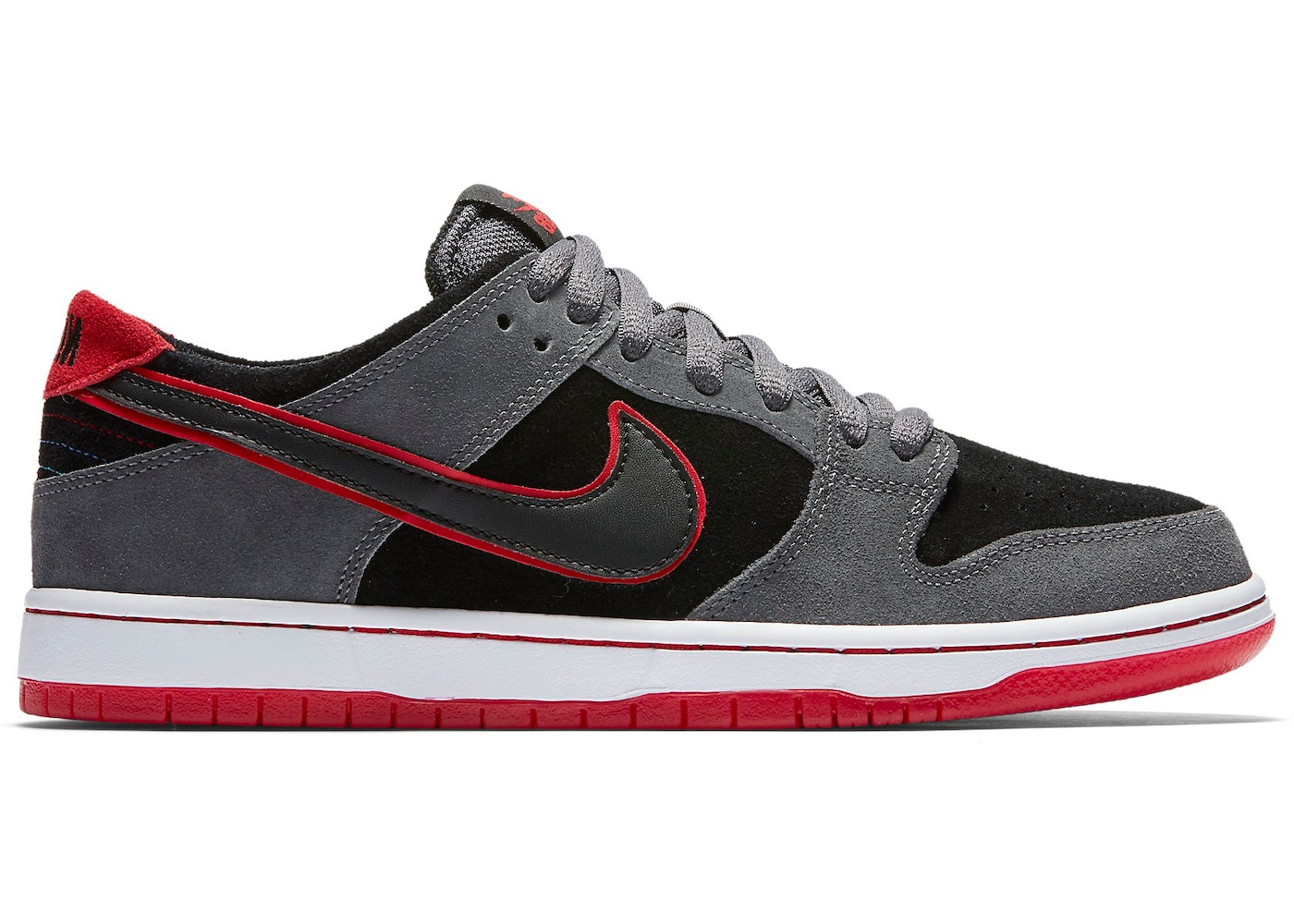 1fc2ae19 Sell. or Ask. Size: 9.5. View All Bids. Nike SB Dunk Low Ishod Wair Dark  Grey