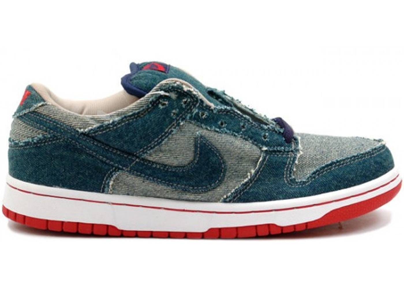 size 40 fb3e7 b72a8 Nike SB Dunk Low Reese Forbes Denim - 304292-441