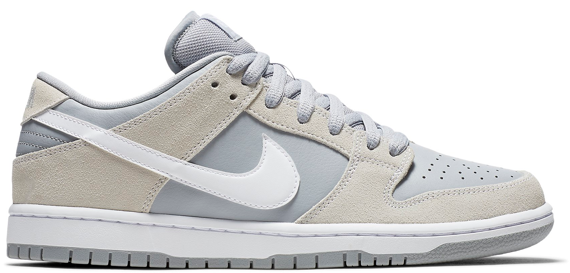 Nike SB Dunk Low Summit White Wolf Grey