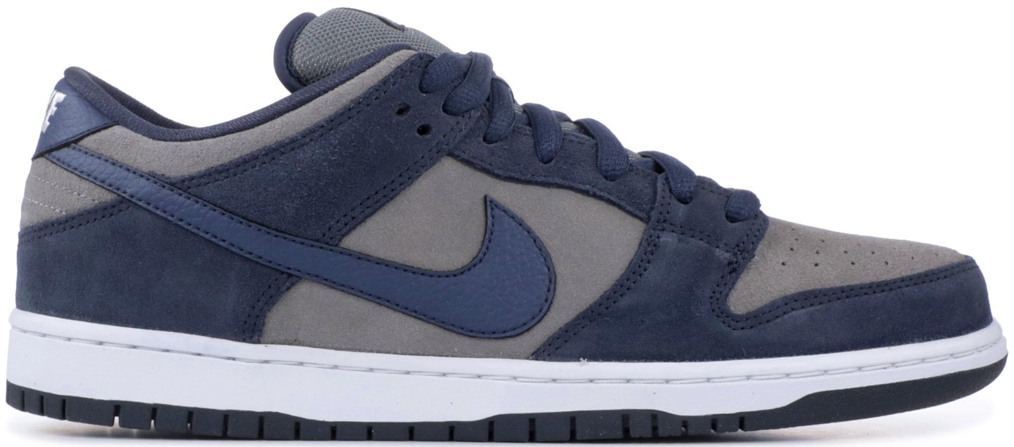 Nike SB Dunk Low Thunder Blue Cool Grey