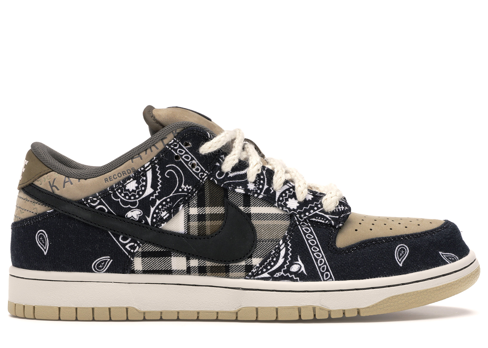 nike sb dunk low x travis