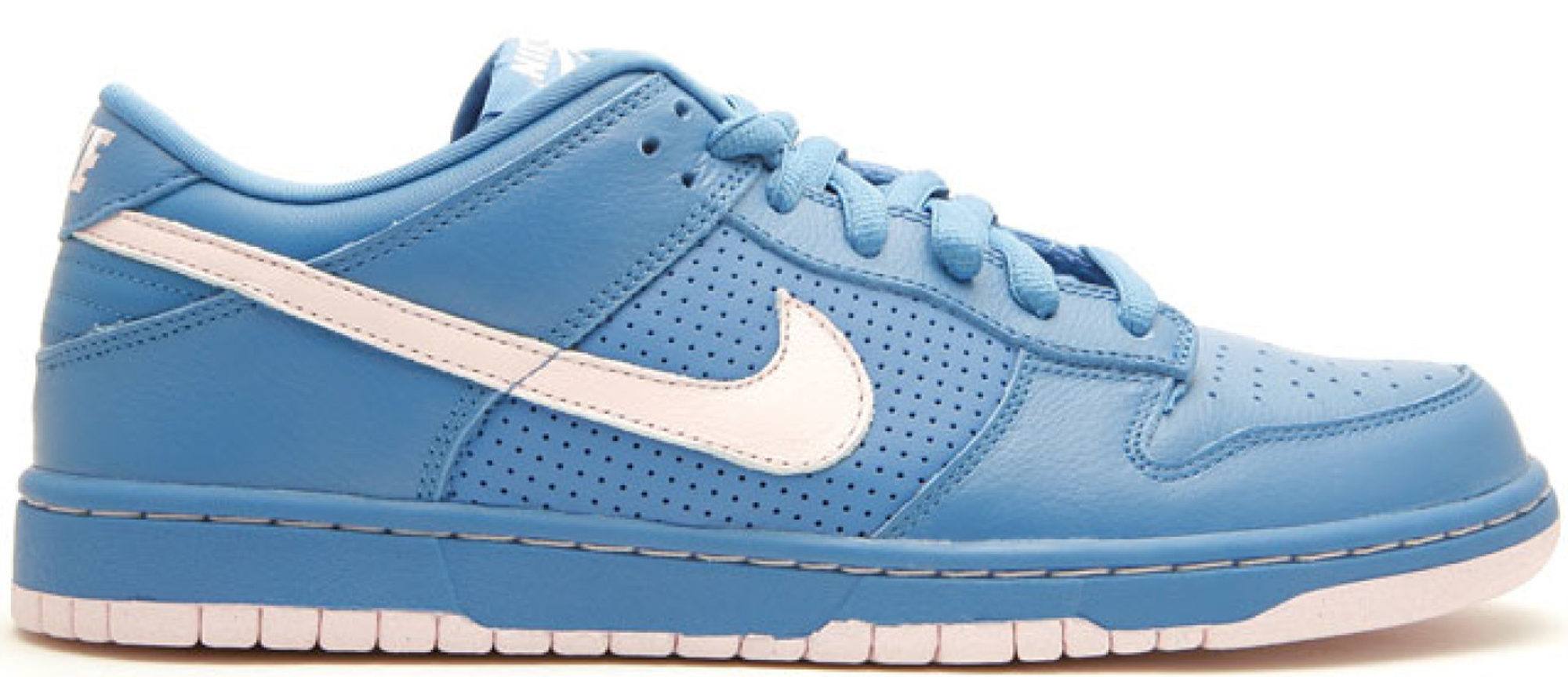 Nike SB Dunk Low Varsity Blue Pink Ice