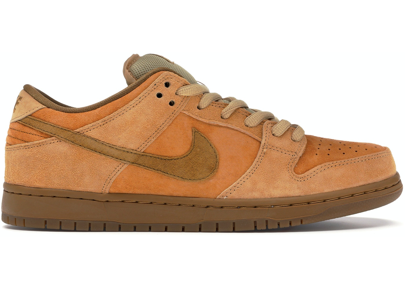 finest selection 94d5f 50a72 Nike SB Dunk Low Wheat