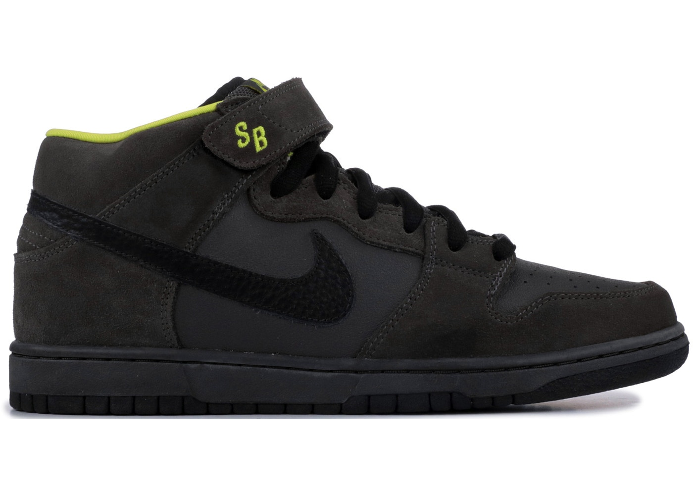 32615988778d Nike SB Dunk Mid Batman - 314383-003