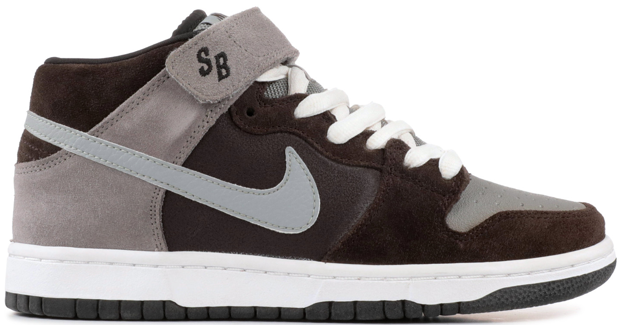 Nike SB Dunk Mid Cappuccino Silver