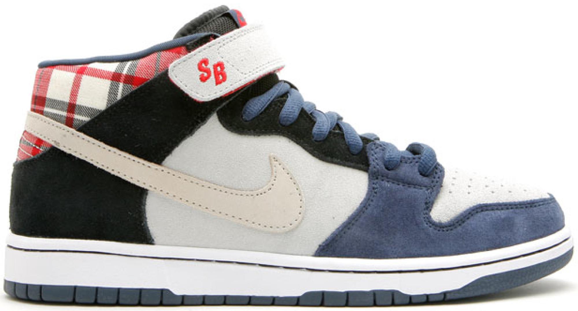 Nike SB Dunk Mid Goofy Boy - 314381-021