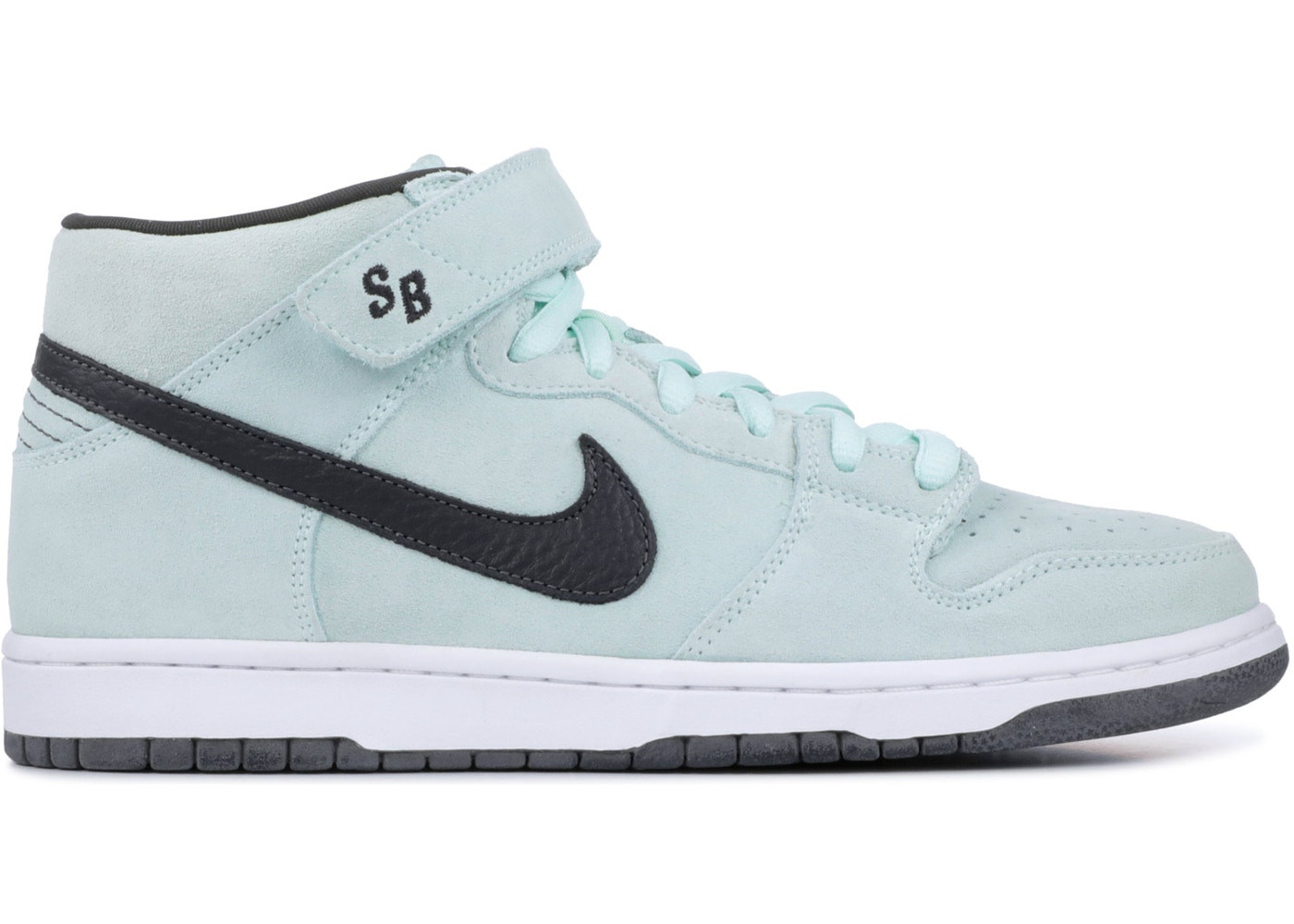 half off f3912 8c11e Sell. or Ask. Size  13. View All Bids. Nike SB Dunk Mid Sea Crystal Ice  Green