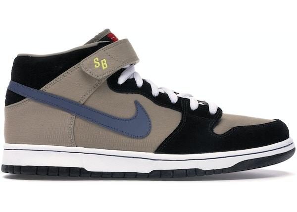 huge selection of 2c76e ef2cb Nike SB Dunk Mid Justin Brock Workwear